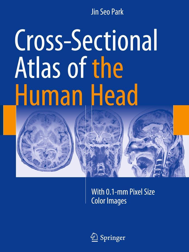 Cross-Sectional Atlas of the Human Head als Buc...