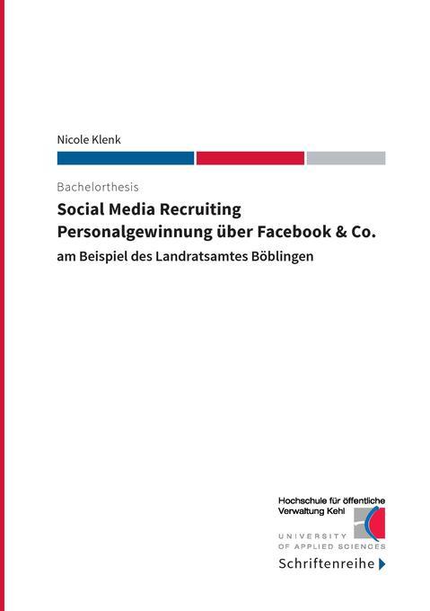 Social Media Recruiting - Personalgewinnung übe...