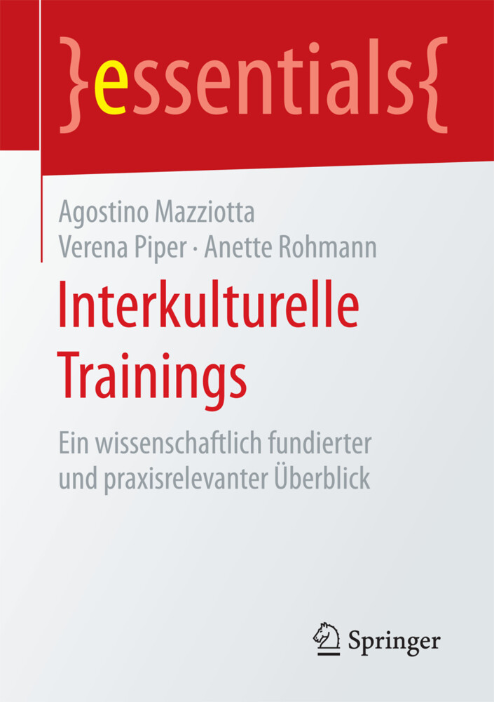 Interkulturelle Trainings als Buch von Agostino...