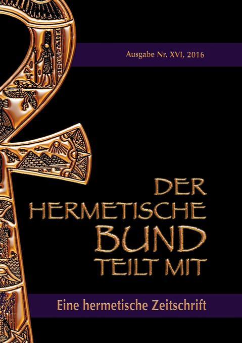 Der hermetische Bund teilt mit als Buch