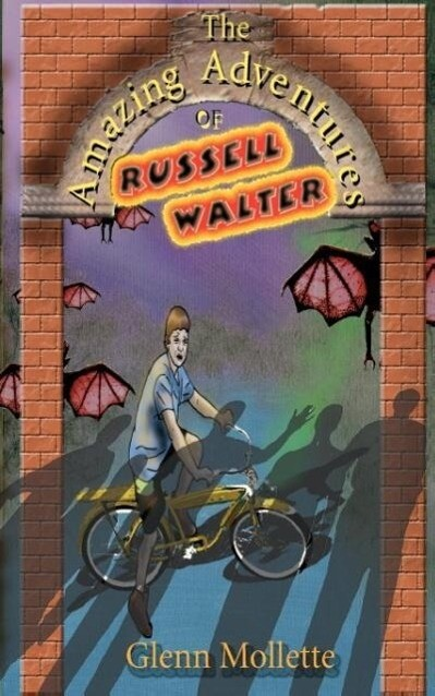 The Amazing Adventures of Russell Walter als Taschenbuch