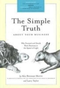 Simple Truth About Your Business als Buch