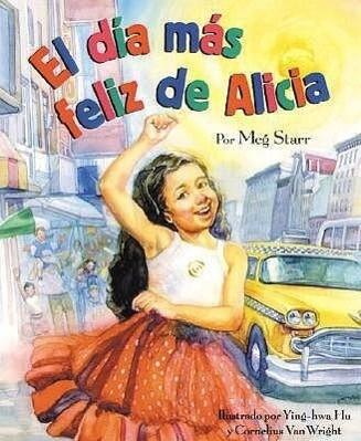 El Dia Mas Feliz de Alicia als Taschenbuch