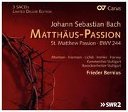 Matthäus Passion BWV 244 - Limited Deluxe Edition