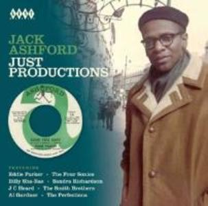 Jack Ashford-Just Productions