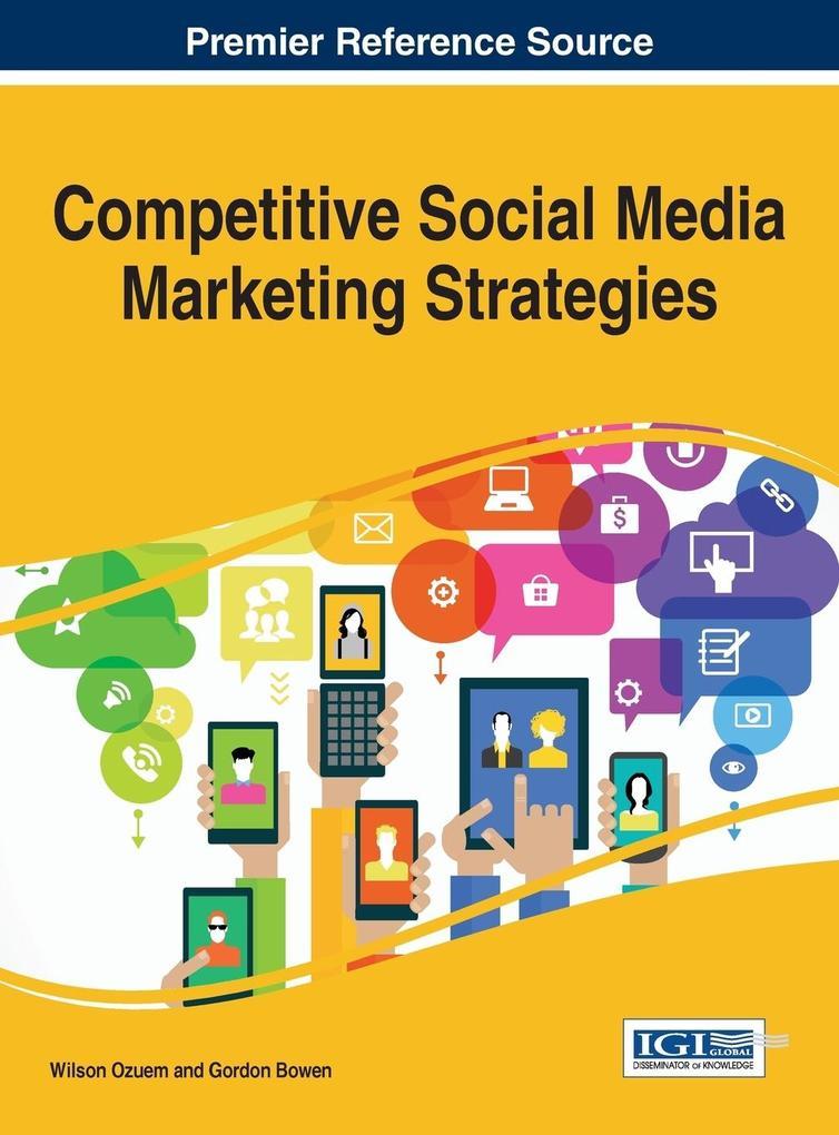 Competitive Social Media Marketing Strategies a...