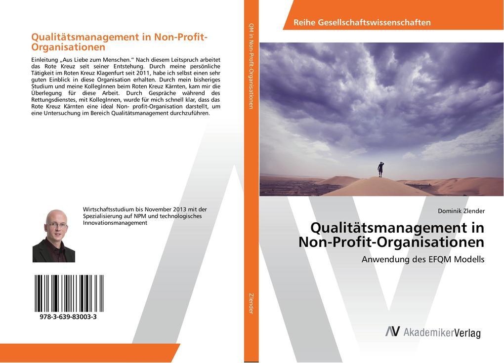 Qualitätsmanagement in Non-Profit-Organisatione...