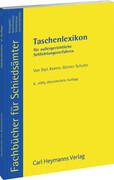 Taschenlexikon für außergerichtliche Schlichtungsverfahren