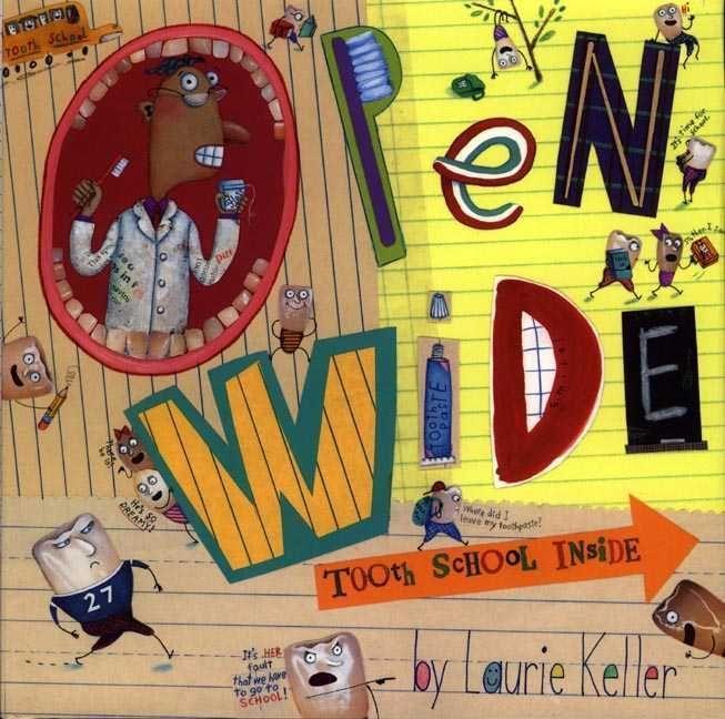 Open Wide: Tooth School Inside als Taschenbuch