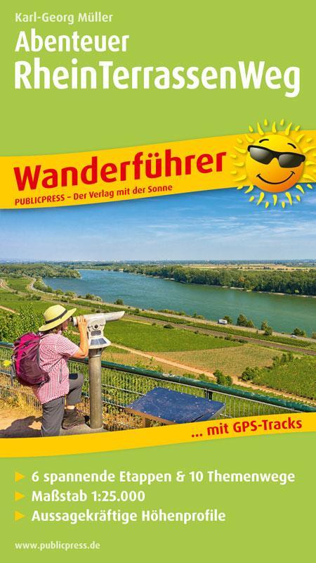 Abenteuer Rheinterrassenweg als Taschenbuch von...