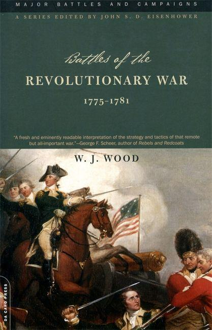 Battles of the Revolutionary War, 1775-1781 als Taschenbuch