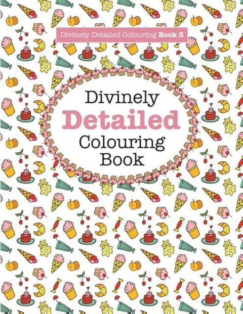 Divinely Detailed Colouring Book 3 als Taschenb...
