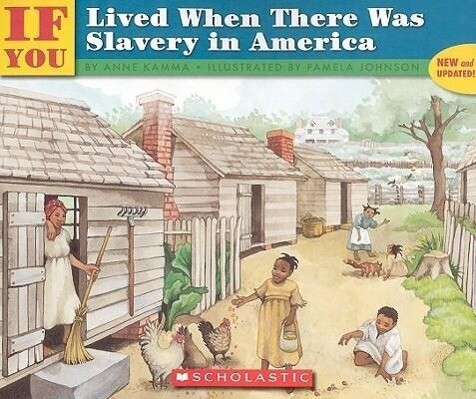If You Lived When There Was Slavery in America als Taschenbuch