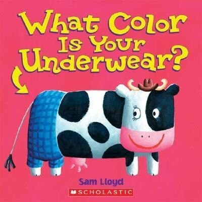 What Color Is Your Underwear? als Buch