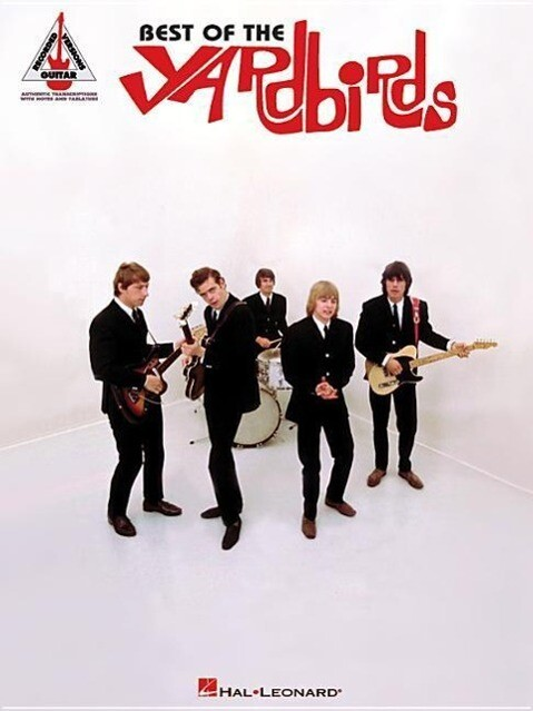Best of the Yardbirds als Taschenbuch
