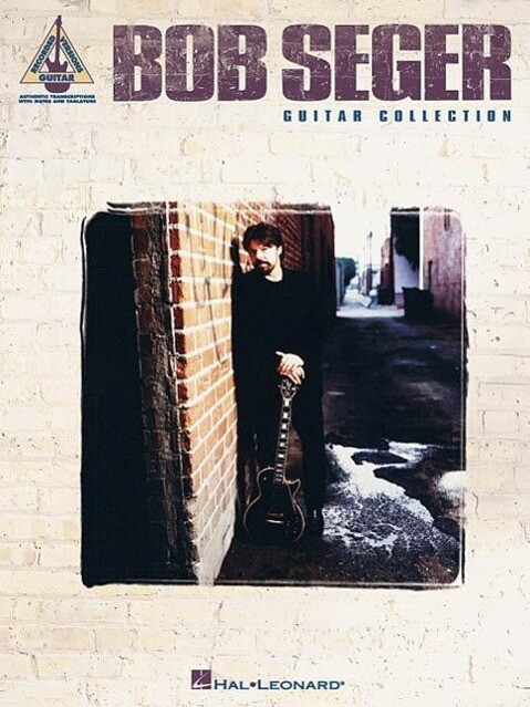 Bob Seger Guitar Collection als Taschenbuch