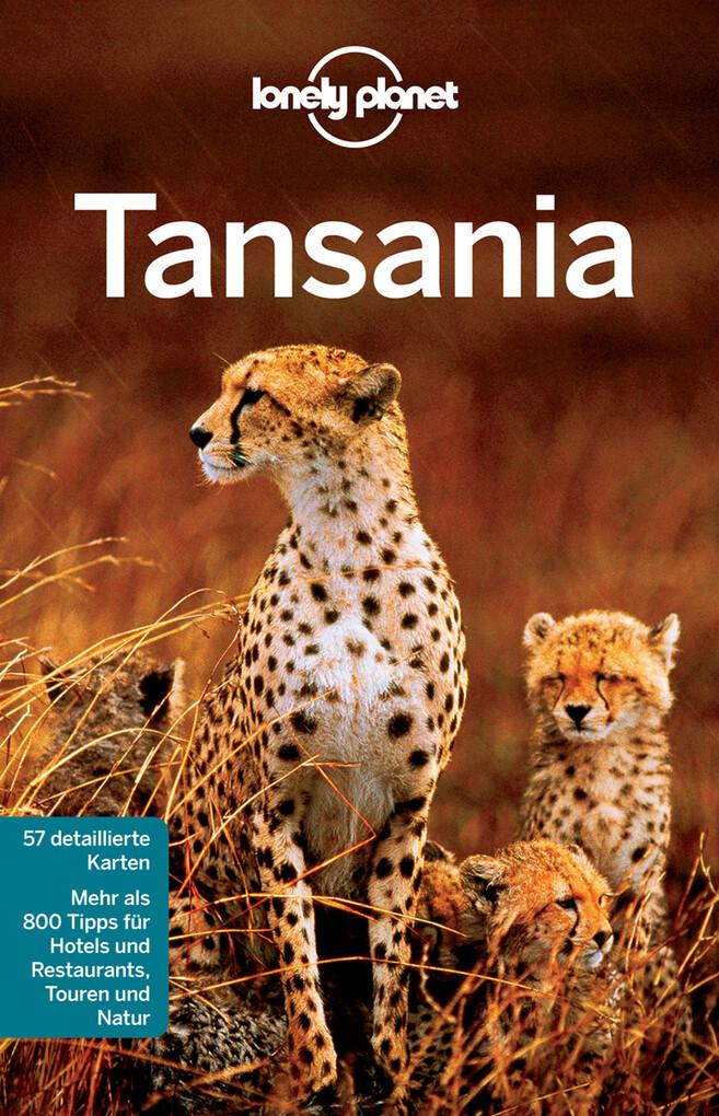 Lonely Planet Reiseführer Tansania als eBook Do...