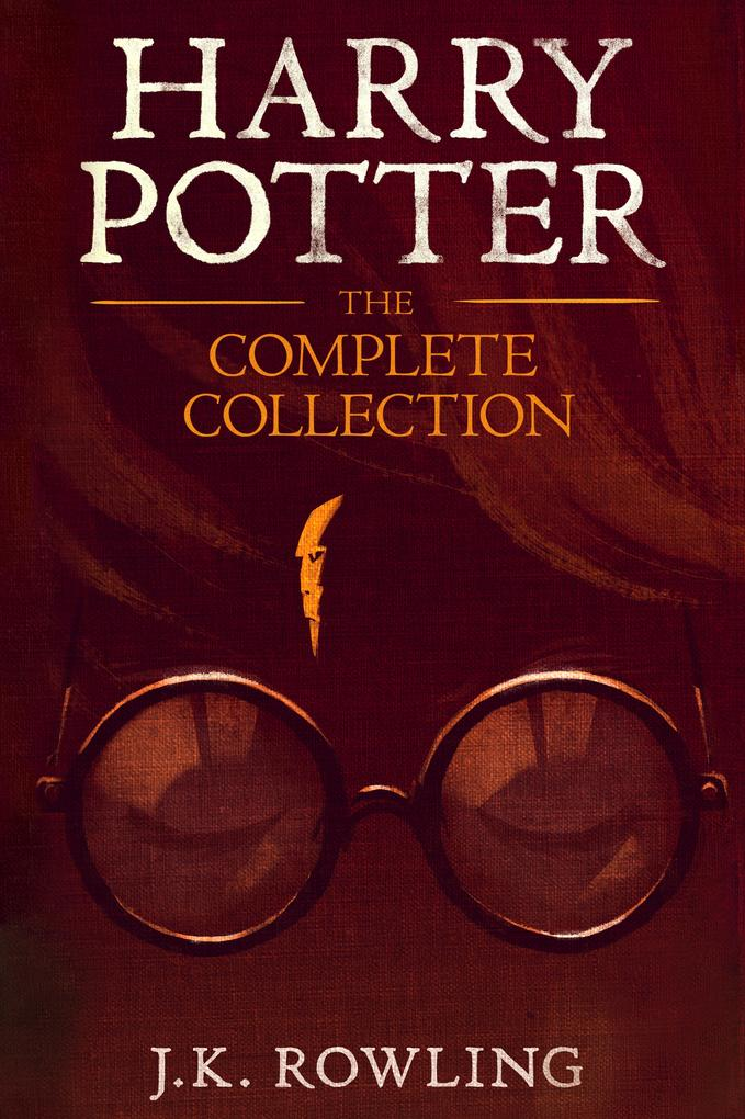 Harry Potter: The Complete Collection (1-7) als eBook