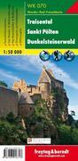Freytag & Berndt Wander-, Rad- und Freizeitkarte Traisental - St. Pölten - Dunkelsteinerwald