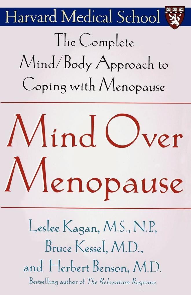 Mind Over Menopause als Taschenbuch
