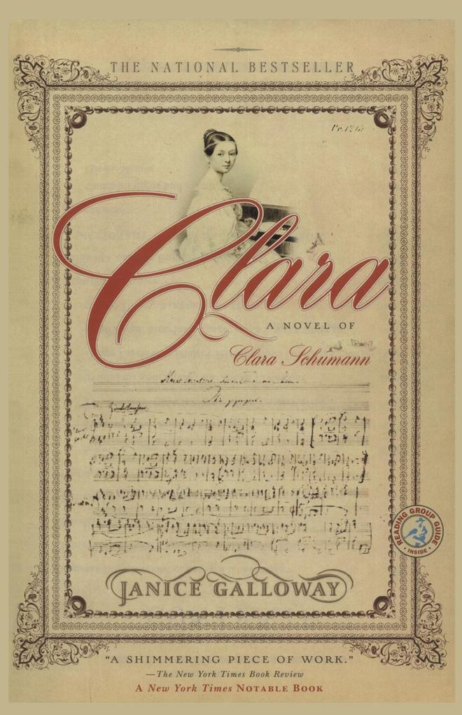Clara als Taschenbuch