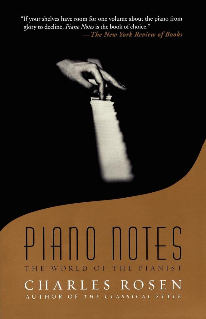 Piano Notes als Buch