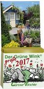 Gärtner Pötschkes Der Grüne Wink MAXI Tages-Gartenkalender 2017