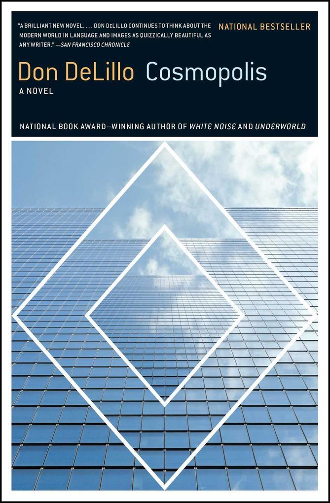 Cosmopolis als Taschenbuch