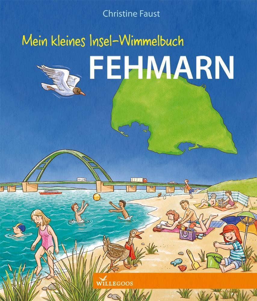Mein kleines Insel-Wimmelbuch Fehmarn als Buch ...