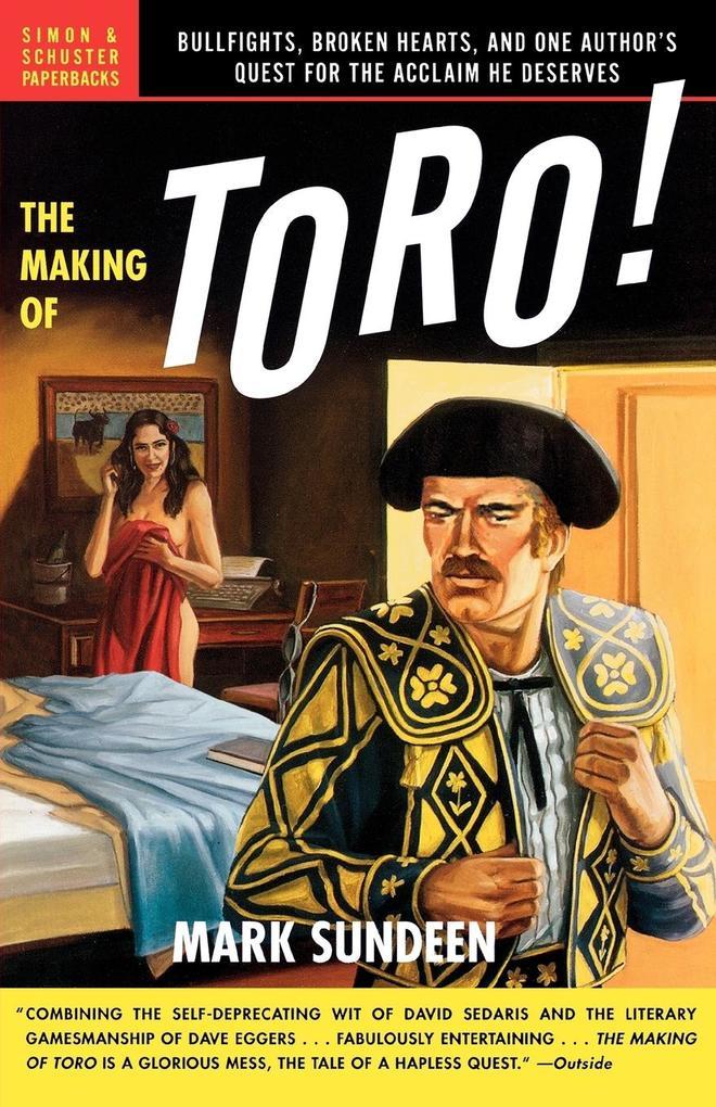 The Making of Toro als Taschenbuch
