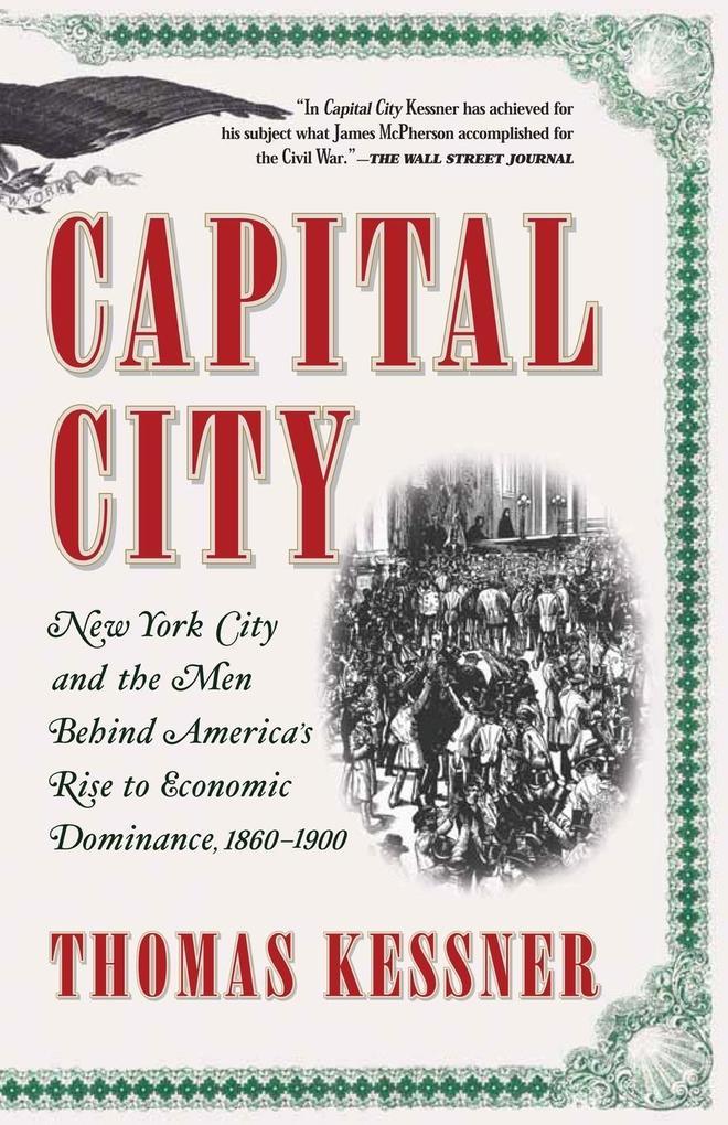 Capital City als Taschenbuch