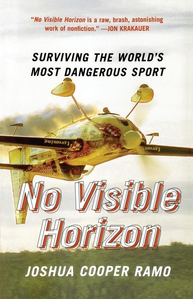 No Visible Horizon als Taschenbuch