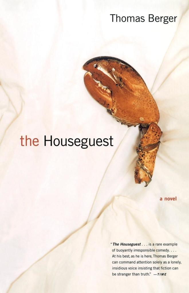 The Houseguest als Taschenbuch