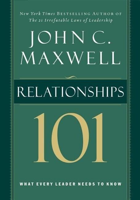 Relationships 101 als Buch