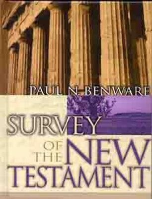 Survey of the New Testament- Student Edition als Buch