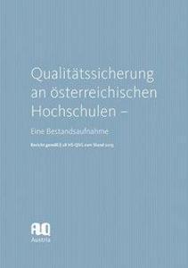 Qualitätssicherung an österreichischen Hochschu...