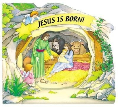 Jesus Is Born als Buch