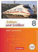 Zahlen und Größen 8. Schuljahr - Berlin und Brandenburg - Schülerbuch