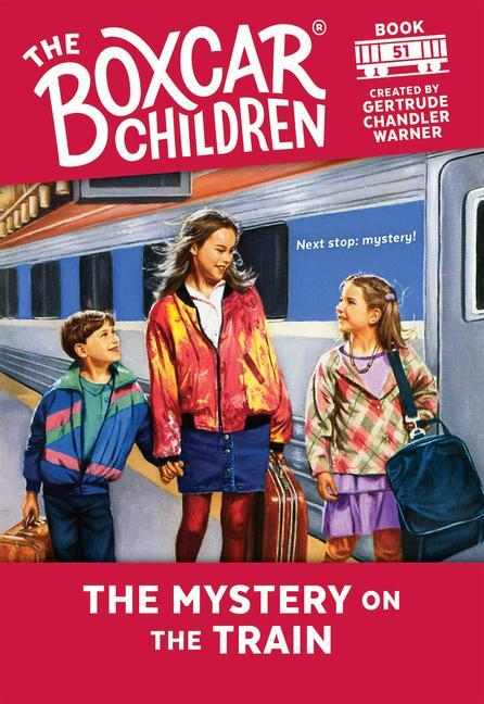 The Mystery on the Train als Taschenbuch