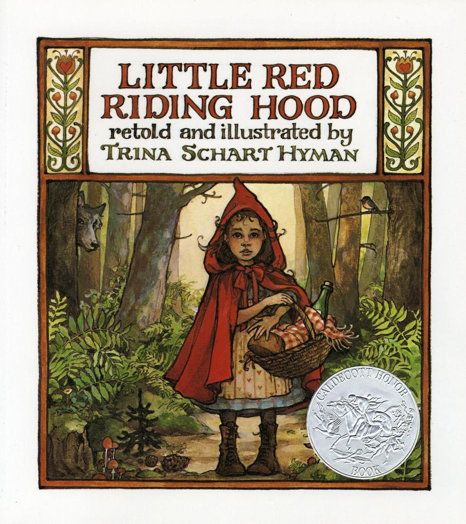 Little Red Riding Hood: By the Brothers Grimm als Taschenbuch
