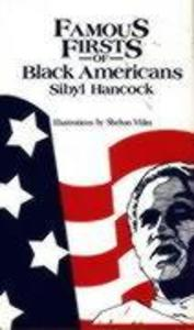 Famous Firsts of Black Americans als Buch
