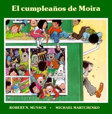 El Cumpleanos de Moira als Taschenbuch