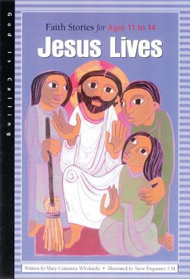Jesus Lives: Faith Stories for Ages 11 to 14 als Taschenbuch