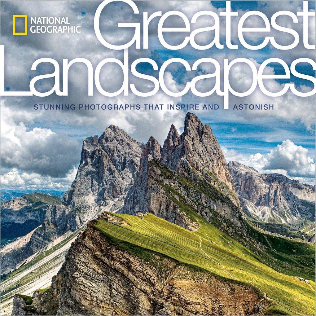 National Geographic Greatest Landscapes als Buc...