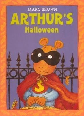 Arthur's Halloween als Taschenbuch