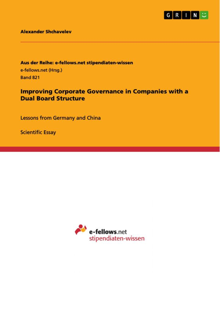 Improving Corporate Governance in Companies wit...