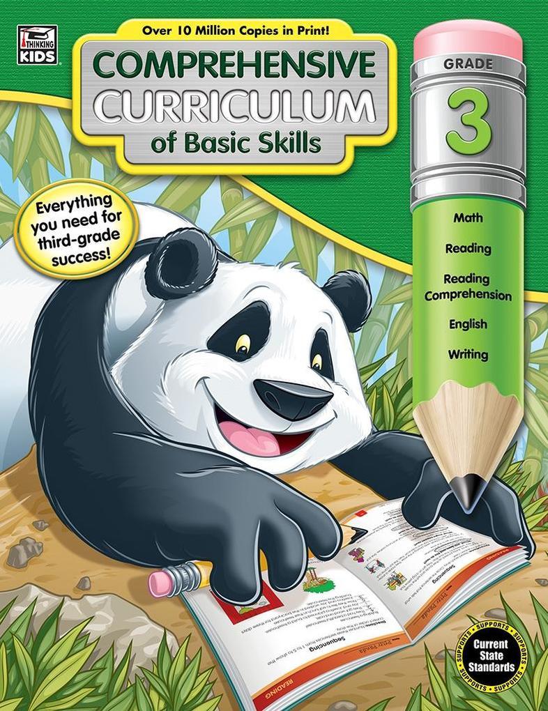 Comprehensive Curriculum of Basic Skills, Grade 3 als eBook pdf