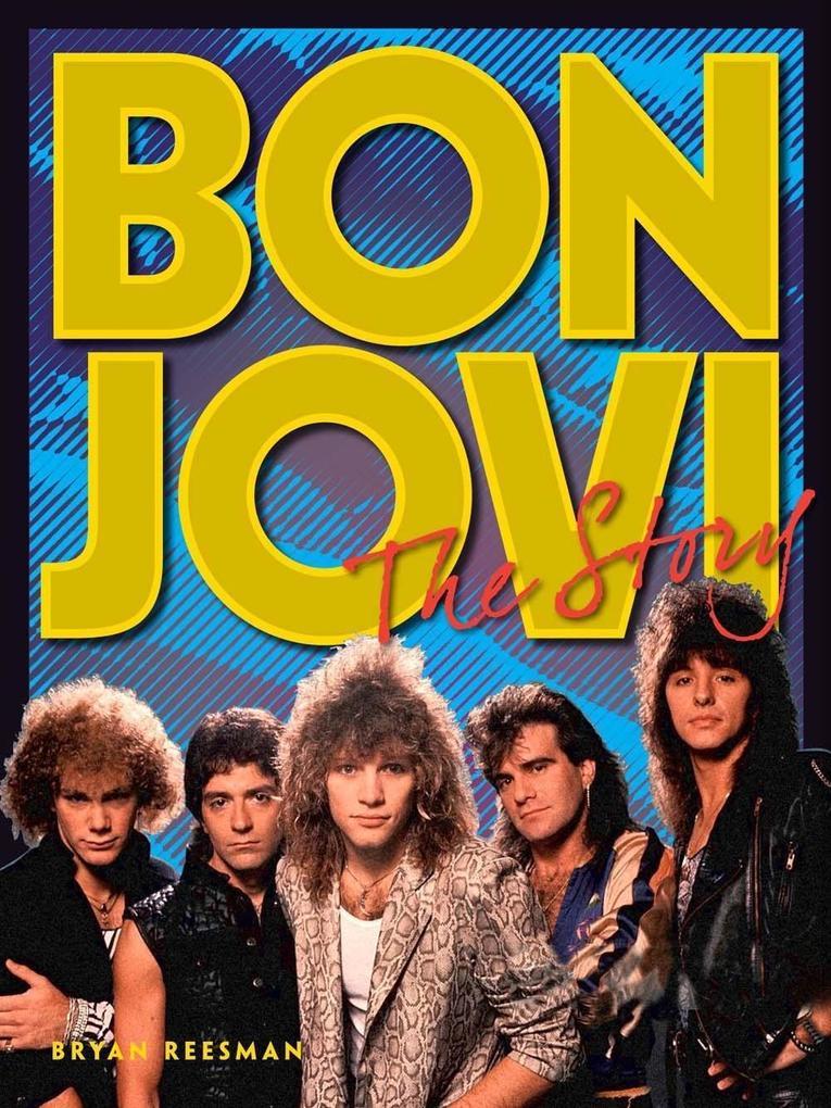 Bon Jovi at 33 als Buch von Bryan Reesman