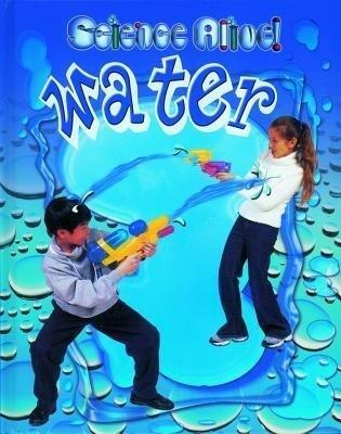 Water als Buch