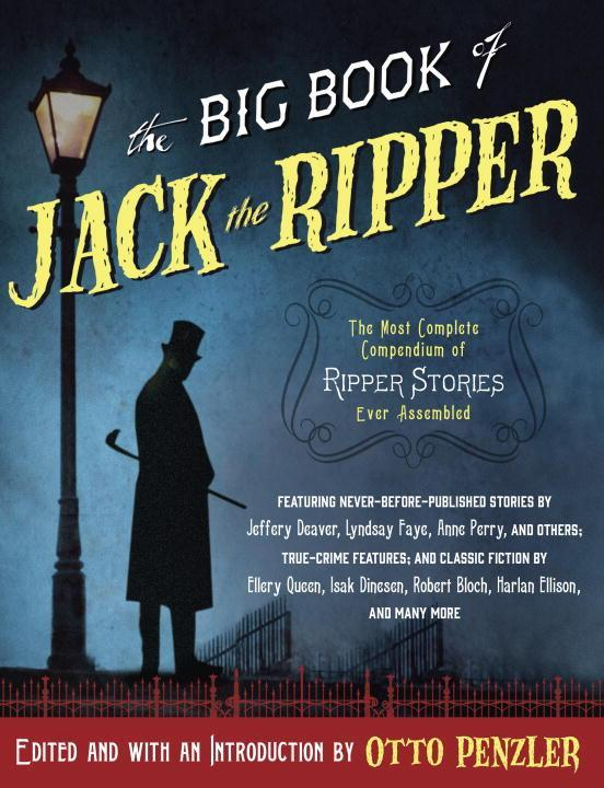 The Big Book Of Jack The Ripper Stories Buch